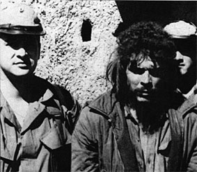 Che captured